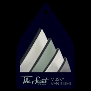 The Scent™ – Life Perfume | Musky Venturer card