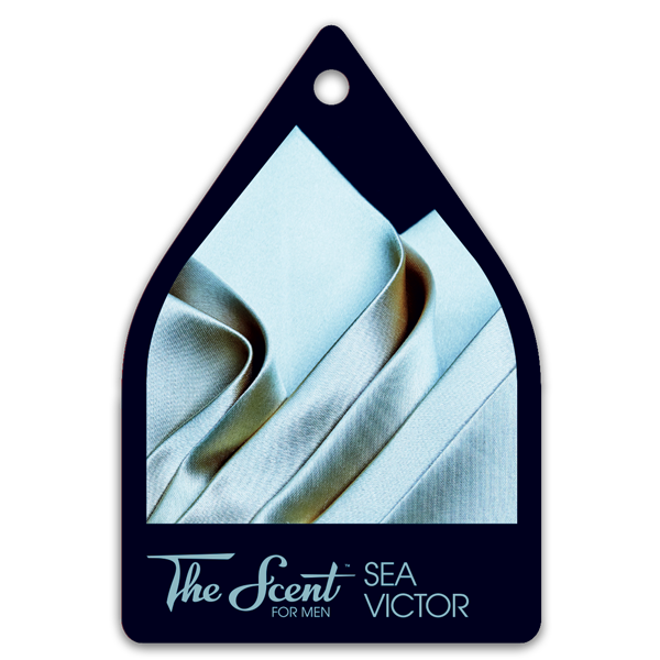 The Scent™ – Life Perfume   Sea Victor card