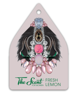 The Scent™ – Life Perfume | Fresh Lemon card