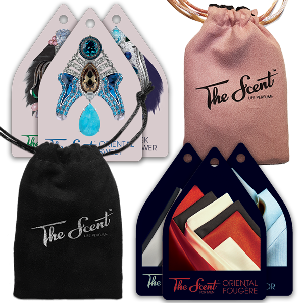The Scent™ – Life Perfume | Full package