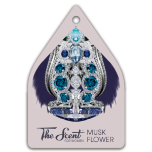 The Scent™ – Life Perfume | Musk Flower card