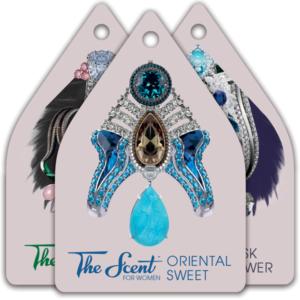 The Scent™ – Life Perfume   Women trio