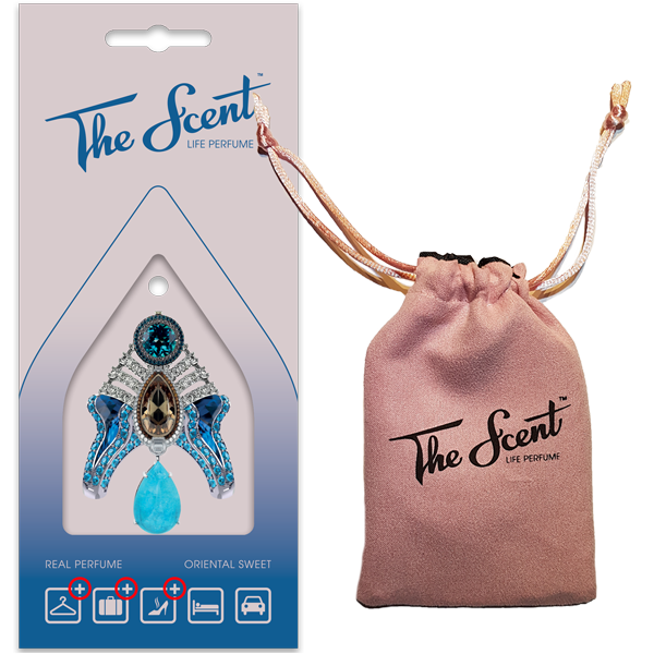 The Scent™ – Life Perfume | Oriental Sweet package and bag