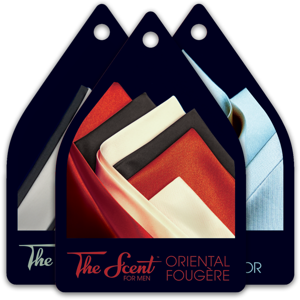 The Scent™ – Life Perfume | Men trio card