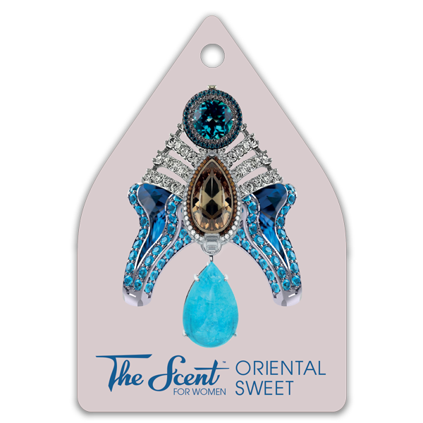 The Scent™ – Life Perfume   Oriental Sweet card