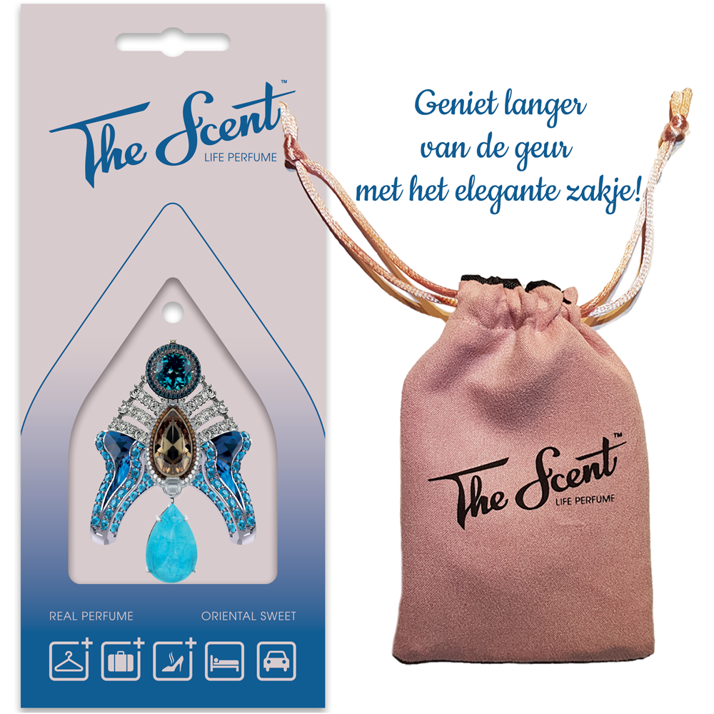 The Scent™ – Life Perfume   Oriental Sweet package and bag